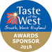 taste of the west awards sponsor